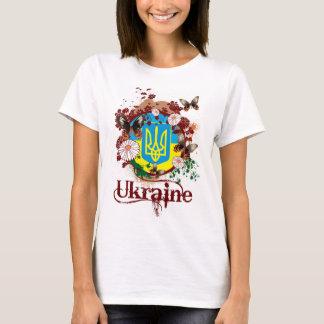 Butterfly Ukraine T-Shirt