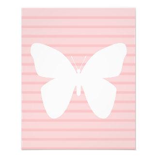 Butterfly Wall Art Print Photo