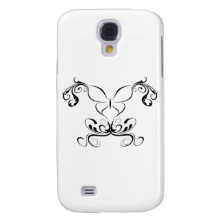 Butterfly Waves Galaxy S4 Case