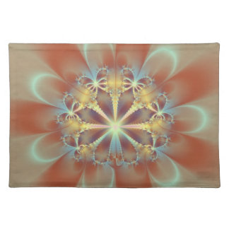 Butterfly Wheel American MoJo Placemats Cloth Placemat