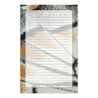 Butterfly Wing 2 Stationery