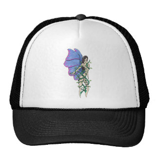 Butterfly Wing Fairy Mesh Hats