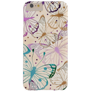 Butterfly Wings Barely There iPhone 6 Plus Case