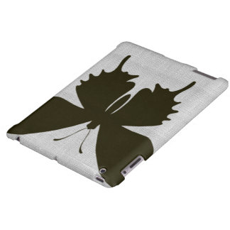 Butterfly wings for iPad iPad Case