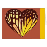 Butterfly Wings Greeting Cards
