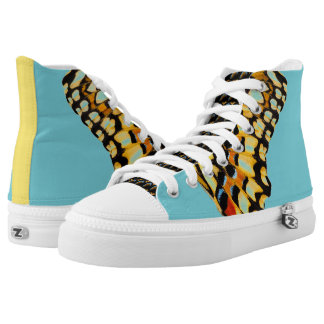 Butterfly With Me High Tops