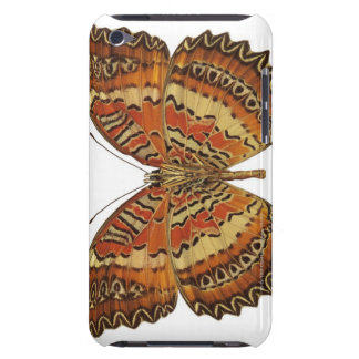 Butterfly with wings spread barely there iPod covers