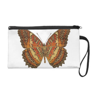 Butterfly with wings spread wristlet