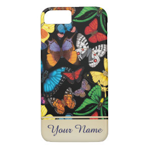 Butterfly World Customised iPhone 8/7 Case