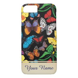 Butterfly World Customized iPhone 8/7 Case