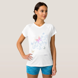 Butterfly Yoga Tee