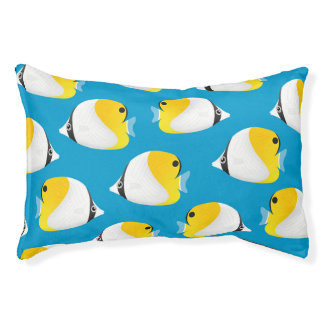 Butterflyfish Pet Bed