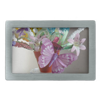 butterflys 1.jpg rectangular belt buckles