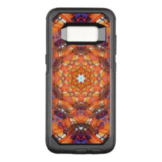 Butterflys Mandala OtterBox Commuter Samsung Galaxy S8 Case