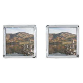 Buttermere Silver Finish Cuff Links