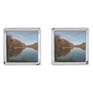 Buttermere Silver Finish Cufflinks