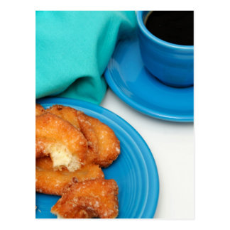 Buttermilk Donut Postcard
