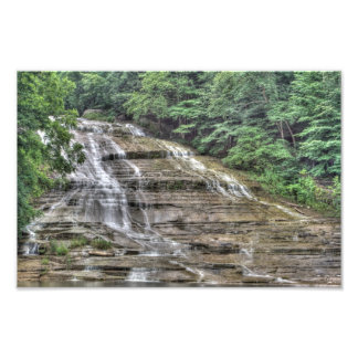 Buttermilk Falls, New York Photographic Print