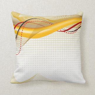 Butterscotch American MoJo Pillow Cushions