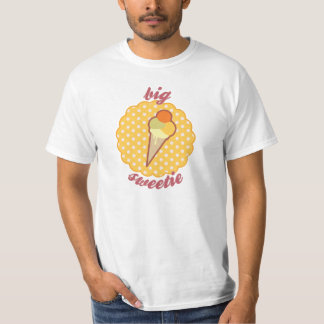 Butterscotch Sherbet Triple Scoop- Big Sweetie T-Shirt
