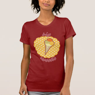 Butterscotch Sherbet Triple Scoop- Big Sweetie Shirt