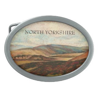 Buttertubs Pass, North Yorkshire, Belt Buckle