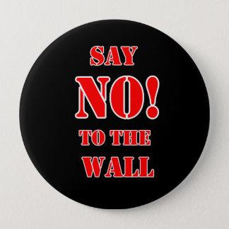 Button Anti- Donald Trump.