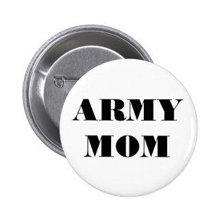 Button Army Mom