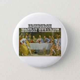 Button Badge - Monday Ukearist