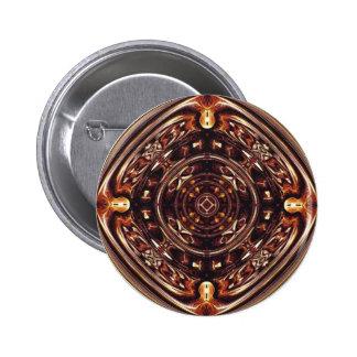 Button Belt Buckle