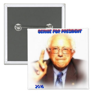 Button - Bernie for President 2016