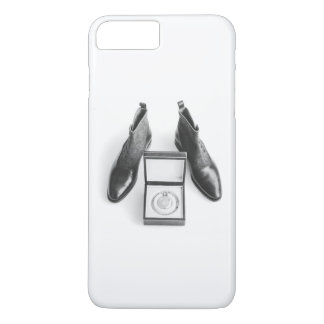 Button Boots Iphone Case