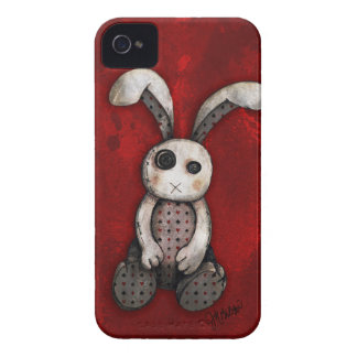 Button Bunny iPhone 4 Cover