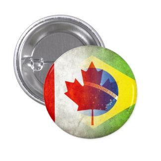 Button Canada-Brazil