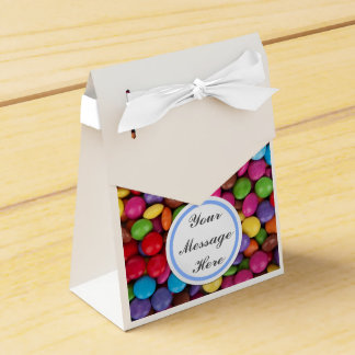 Button Candy Favour Box