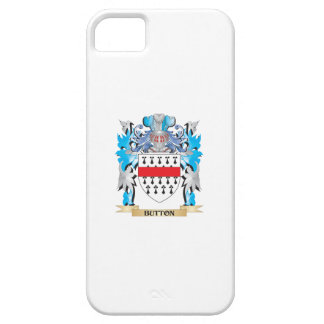 Button Coat of Arms iPhone 5 Case