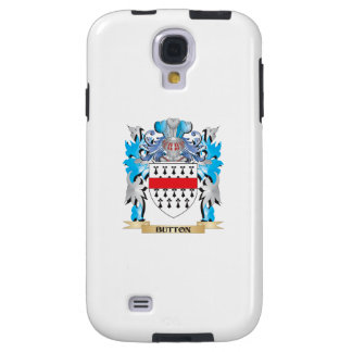 Button Coat of Arms Galaxy S4 Case