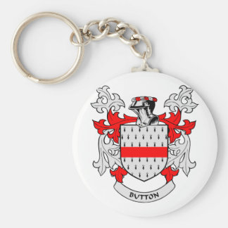 BUTTON Coat of Arms Keychain