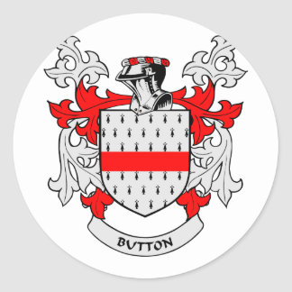 BUTTON Coat of Arms Sticker
