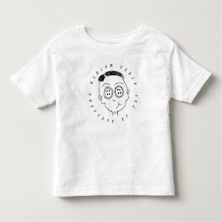Button eyes toddler T-Shirt