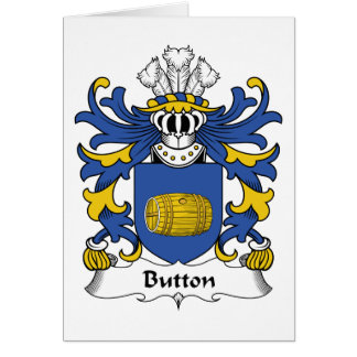 Button Family Crest Cards