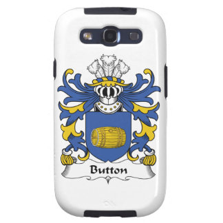 Button Family Crest Samsung Galaxy S3 Covers