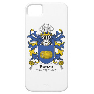 Button Family Crest iPhone 5 Cases