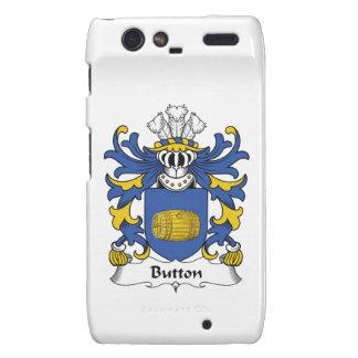 Button Family Crest Droid RAZR Cover