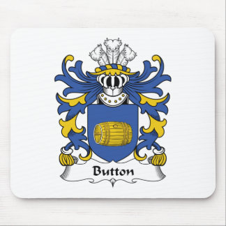 Button Family Crest Mouse Mats