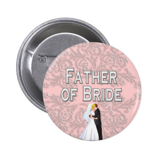 Button: Father of Bride