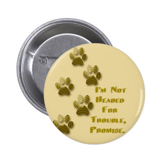 Button for Pet Lovers