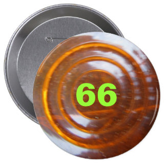 Button - Green Number Template