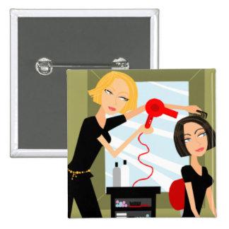 Button Hairdresser