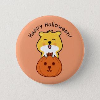 button – Happy Halloween!